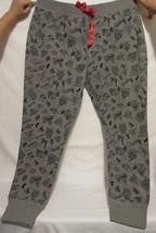Walt Disney World Parks Exclusive Gray Lounge Pants Plus Size XXL  Icons... - $44.52