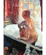 Pierre Bonnard 1965 LITHOGRAPH w/COA. unique gift or investment BONNARD ... - $193.87