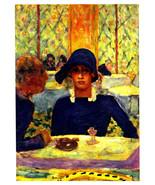 Pierre Bonnard 1944 LITHOGRAPH w/COA Stylish, BEAUTIFUL Elegant BONNARD ... - $167.32