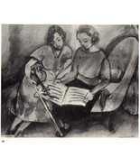 MATISSE SIGNED 1935 LITHOGRAPH w/COA UNIQUE ARTWORK Henri Matisse Print ... - $229.00