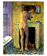 Pierre Bonnard 1944 LITHOGRAPH w/COA Bonnard Superb, Sexy and EXTREMELY ... - $195.75