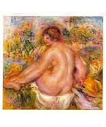 RENOIR Signed GRAVURE w/COA 1942 Engraving. Pierre Auguste Renoir RARE A... - $189.00