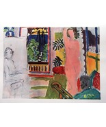 HENRI MATISSE SIGNED 1939 LITHOGRAPH + COA. £ INCREDIBLE YET AFFORDABLE ... - $249.00