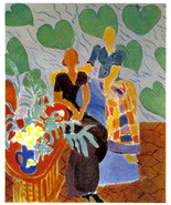 HENRI MATISSE LITHOGRAPH SIGNED 1939 w/COA. £ invest in SIMPLY STUNNING ... - $195.00