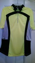 Nwt Dkny Golf By Jamie Sadock Short Sleeve Golf Shirt - Size M $89 Citron Canary - $34.99