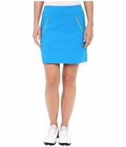 Nwt Ladies Jamie Sadock Blue Bayou Skinnylicious Stretch Skort - Size 8 $110 - $62.99