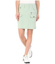 Nwt Ladies Jamie Sadock Sage Green Airware Golf Skort - Size 12 $110 - $47.99