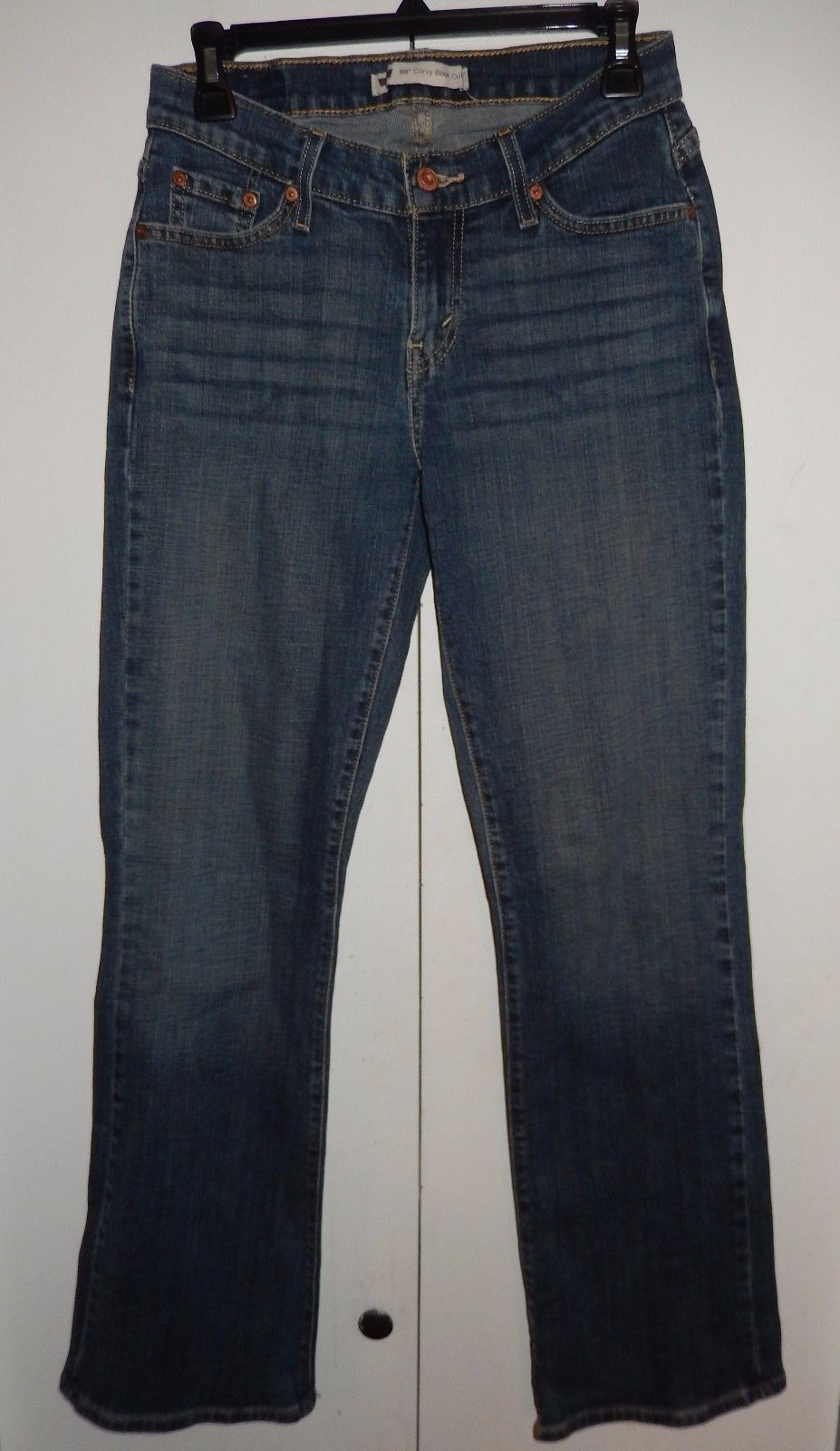 951a6fb6 Levi's 529 Curvy Boot Cut Jeans Size 8 and 50 similar items. 57