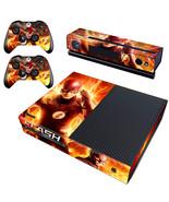 Xbox One Console Skin The Flash DC Comic Vinyl ... - $12.00