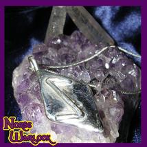 Eihwaz Rune Pendant! Strength, Enlightenment, Motivation & Achievment! V... - $299.99