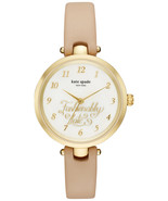 KATE SPADE HOLLAND FASHIONABLY LATE VACHETTA BE... - $172.93