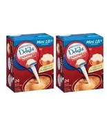 International Delight Cold Stone Sweet Cream Coffee Creamer Singles 2 Bo... - $18.76