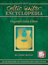Celtic Guitar Encyclopedia/FIngerstyle Edition - $25.00