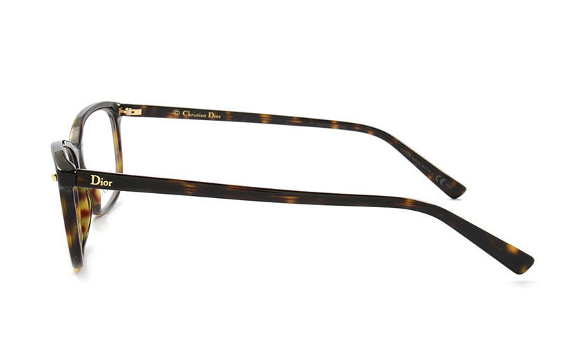 81e61027ad07 Dior Eyeglasses 3271 Dark Havana 086 Women s Optical Frame CD3271 55mm