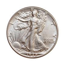 1940 P Walking Liberty Half Dollar - Choice BU / MS / UNC - $41.00
