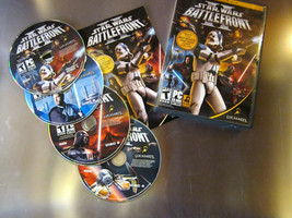 Star Wars: Battlefront II (PC, 2005) - $52.00