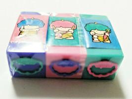 GOROPIKADON Eraser Old SANRIO Logo 1983' Gift Cute Goods Rare - $36.19