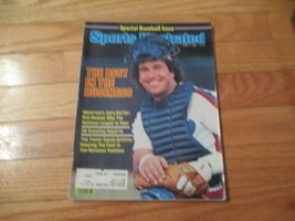 Sports Illustrated Magazine Gary Carter Montreal Expos 1983 - $12.99