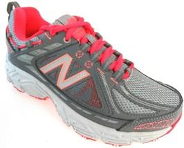 New Balance Women's Grey Trail Running Shoes Sz 5, #WT510TP2 - $45.99