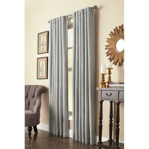 """NEW 2 Pack Light Filtering Window Panels in Grey 54"""" x 84"""" - $28.50"""