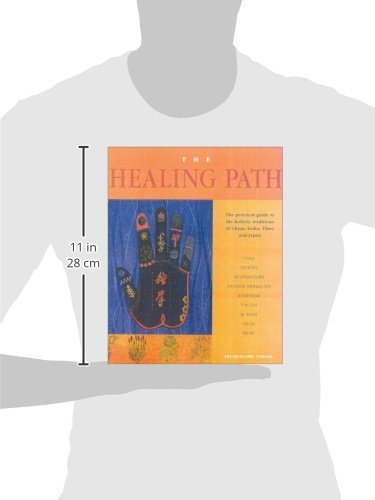 The Healing Path [May 15, 2001] Young, Jacqueline image 2