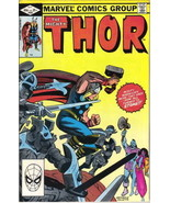 The Mighty Thor Comic Book #323 Marvel Comics 1982 VERY FINE+ UNREAD - $3.50