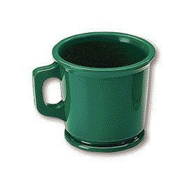 Marvy Rubber Shaving Mug Green