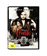 Cruella DVD 2021 Brand New Sealed - $9.50
