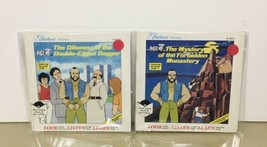 1984 Starland Presents #S2021 & 2023 Mr T Animated Series 2 Book/record ... - $16.82