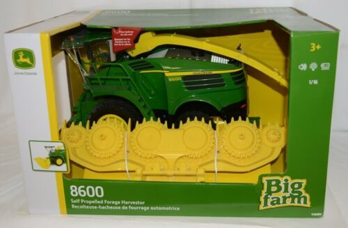 John Deere LP66160 Big Farm 8600 Self Propelled Forage Harvester