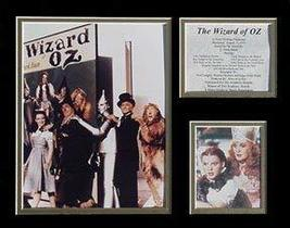 Wizard Of Oz/Bookcover Collectors Photo Presentation - $44.10