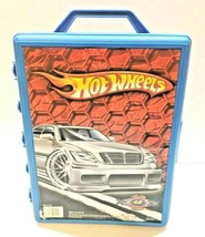 Hot Wheels 48 Car 1:64 Scale Snap Tight Carry Storage Case Tare Mattel 2005 - $41.23