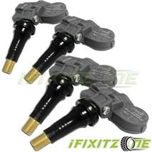 Itm Tire Pressure Sensor 315MHz Tpms For Mitsubishi Lancer 08-10 [Qty Of 4] - $105.88