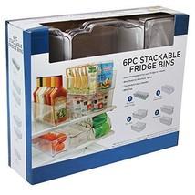 Holder Refrigerator Tray Bins Freezer Storage Organizer Fridge Container... - $47.12