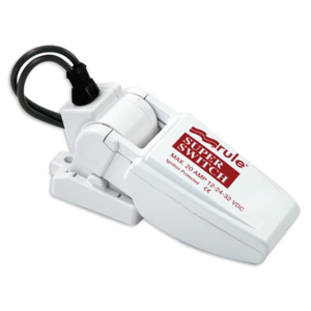 Rule SuperSwitch® Float Switch