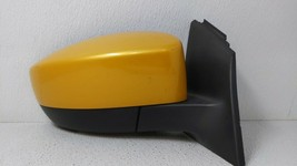 2012-2014 Ford Focus Passenger Right Side View Power Door Mirror Yellow 83528 - $147.88