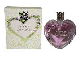 FLOWER PRINCESS by Vera Wang 3.4 oz Eau de Toilette Spray Womens Perfume... - $23.76