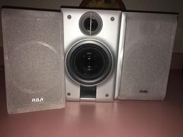 RCA RS2054 Mini Home/Bookshelf Speakers Wired -... - $128.68