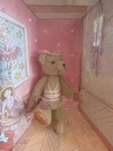 """GUND """"The Littlest Bears"""" 1994 ballerina #7007  in box 3"""" fully jointed - $6.44"""