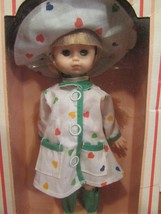 1978 The World Of Ginny Vogue Doll - Blonde RAIN COAT - $12.38