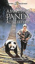 The Amazing Panda Adventure (VHS,1996) WB Warne... - $8.86
