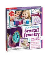 KLUTZ Grow Your Own Crystal Jewelry Science Kit - $19.45