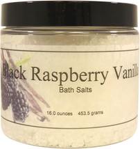 Black Raspberry Vanilla Bath Salts - $12.36+