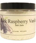 Black Raspberry Vanilla Bath Salts - $13.57+