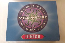 Who Wants To Be A Millionaire? Junior (Board Game, 2000) - $15.35