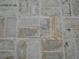 """Concrete Paver Molds (10) Make 6""""x12""""x1.5"""" Cobblestones, Pavers For Pennies Each image 2"""