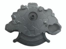 PLAYMOBIL replacement part NEW gray base Rock Temple 1320 - $12.00