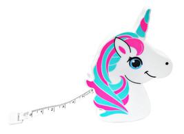 Unicorn Tape Measure Pink - $3.56