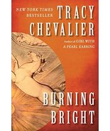 Burning Bright [Paperback] Chevalier, Tracy - $11.39
