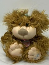 "Cabbage Patch Kids Plush Shaggy Dog 9"" CPK Pets Furry Soft Stuffed Animal 2005  - $12.99"